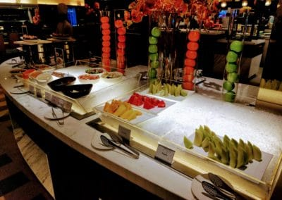 Fruit and Salad Bar